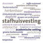 Inrichting stafaccommodaties Erasmus MC